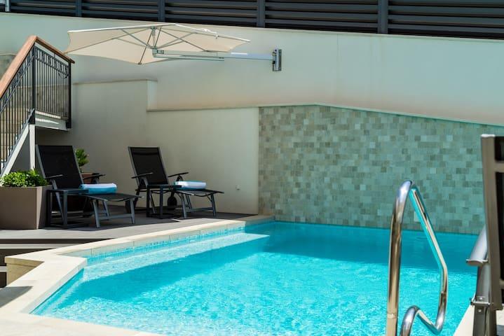 NEW- Premium apartment/ large terrace