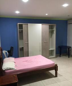 Maria House, uma área tranquila e segura.