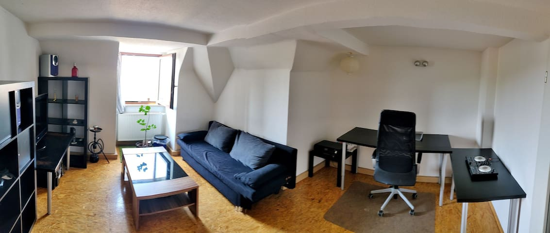 Cosy 3 Room Apartment on Niederwerrner Street