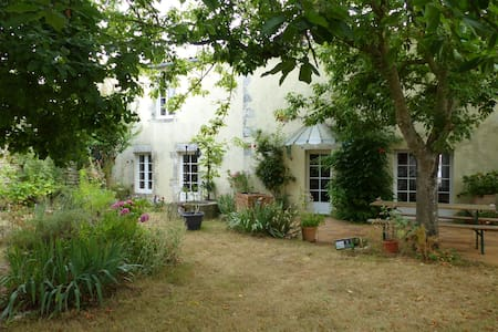 House in heart of village 15mn to La Rochelle - Marsilly - Haus