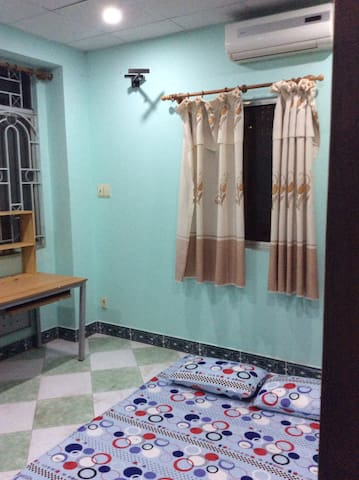 1 bedrooms in 2rd floor near downtown at dist 7 - Ho-Chi-Minh-Stadt - Haus