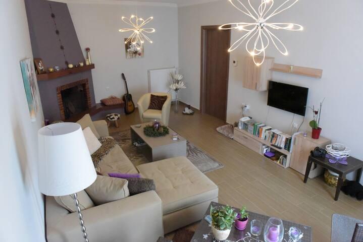 super lux ΜΕΖΟΝΕΤΑ - Goumenissa - Haus