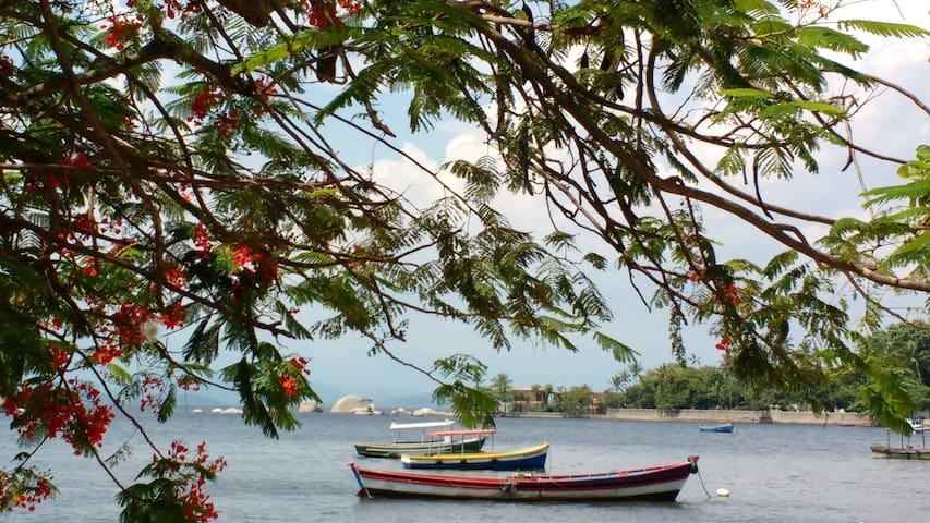 Ilha de Paquetá Suíte