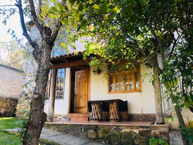Cabaña 1 en Atemajac De Brizuela,