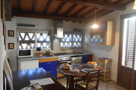 Lovely Tuscan apartment - Ugnano - Casa
