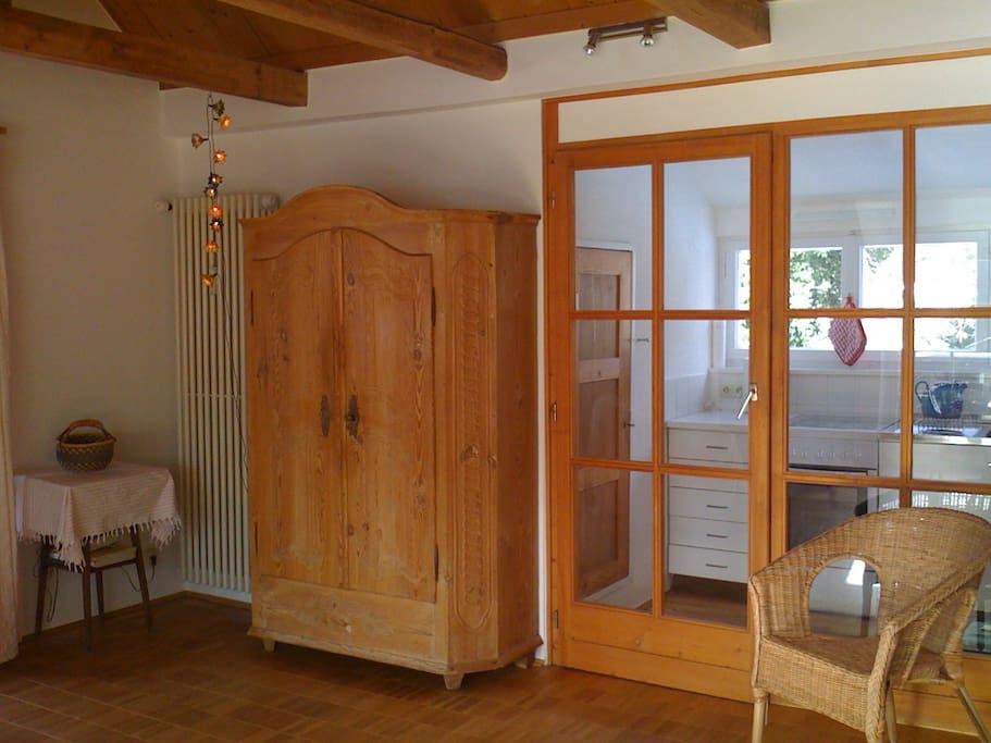 Galeriewohnung Am Ammersee Wohnungen Zur Miete In Die En