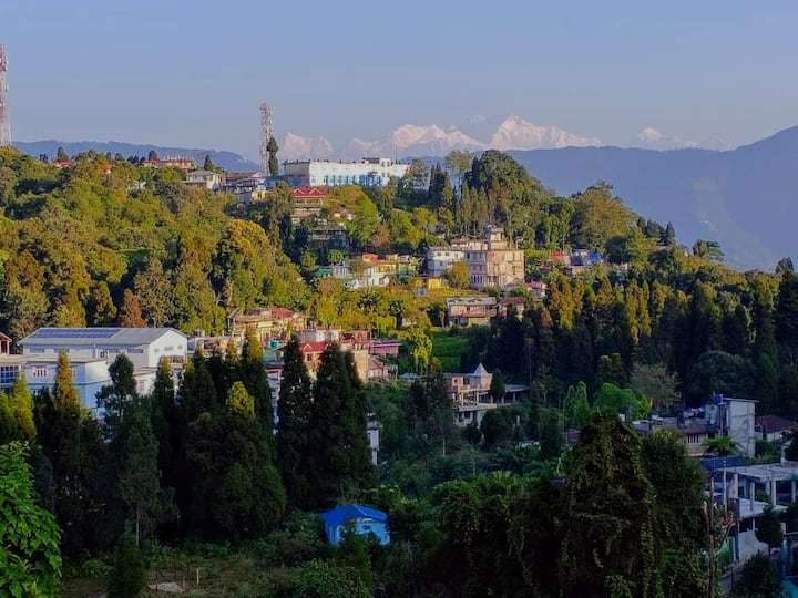Golden Sunview Homestay with kanchenjunga view