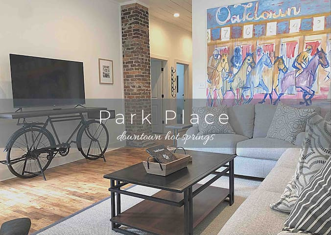 NEW! Ultimate Downtown Retreat!
