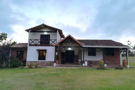 Country-side Home in Mesa de los Santos
