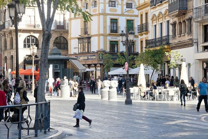 Bijou Apartment - Seville Centre
