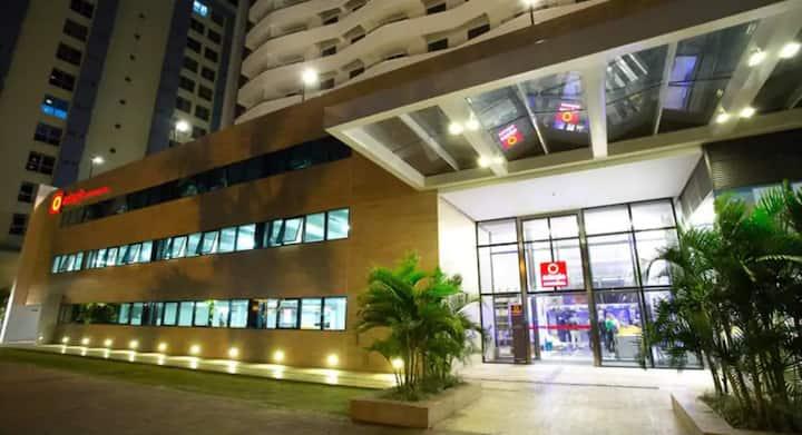 Aparthotel Condomínio Mondial Salvador Ap. 1707