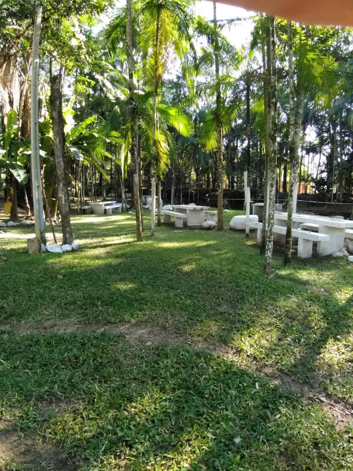 Camping Sitio Madre Terra