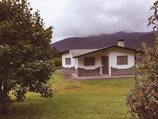 Casapueblo Papallacta
