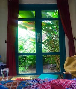 Single ensuite: Starling Room: Nest - Ubud, Giayanyar