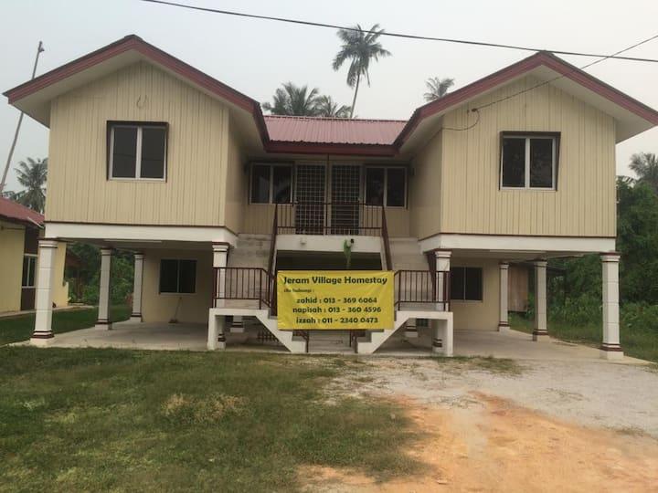 Jeram Village Homestay