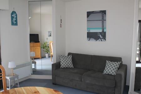 Agréable studio à Bénodet, Parking privé + WI-FI
