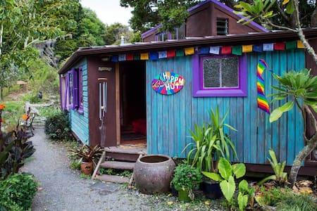 Hippy Hut - Kohukohu