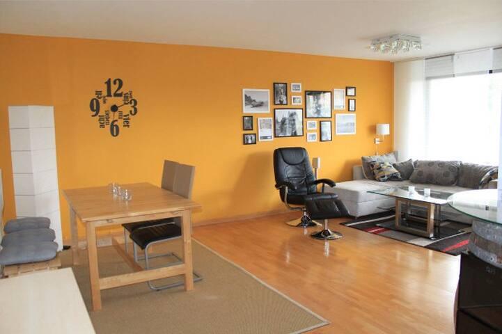 Gemütliches, helles Zimmer im Westen Münchens - München - Flat
