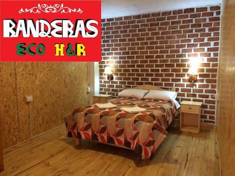 Eco Hotel Banderas (Matr. 1)+Desayuno