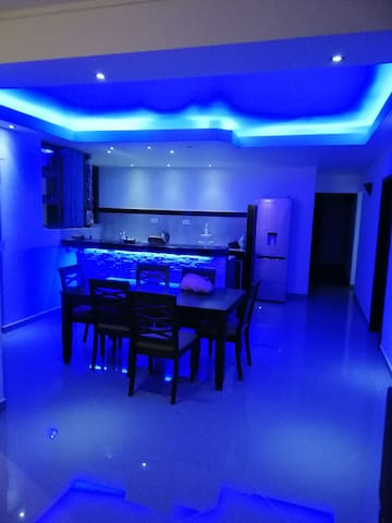 New contemporary house for rent at affordable fee