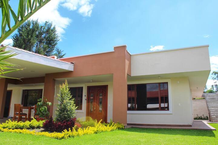 San Thelmo Tababela New Apartment