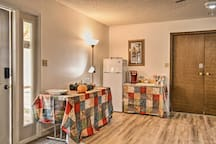 Check the other on-site vacation rentals and host a large gathering!