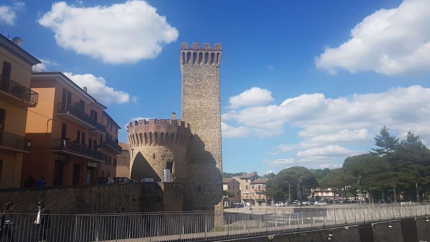 La bellissima Rocca di Umbertide