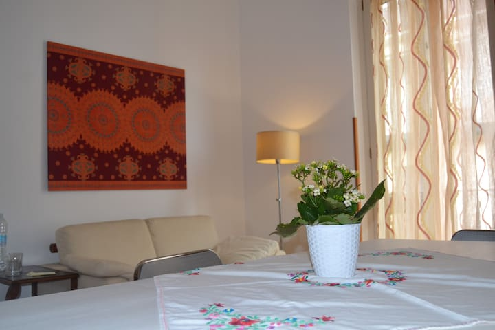 Wonderful Apartment in the center of Palermo