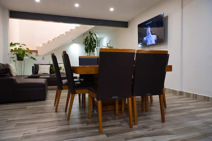 Casa Nueva en el Mejor Lugar de Zapopan