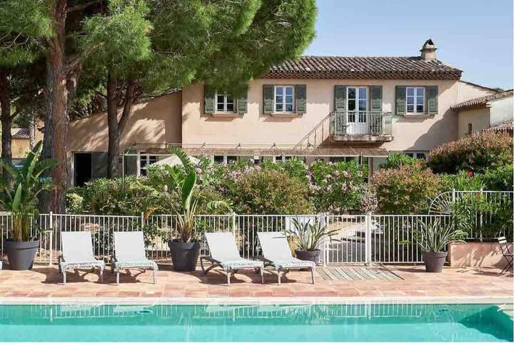 House 6/8 pers. 150m² Saint Tropez