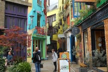 Neal's Yard Covent Garden