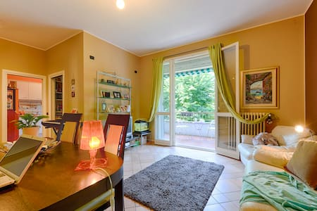 Relaxing 2 bedrooms and 2 bathrooms apt 4people - Sassuolo
