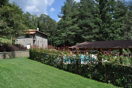 Luxury Villa Alla Marginetta - Aiola-il Colletto