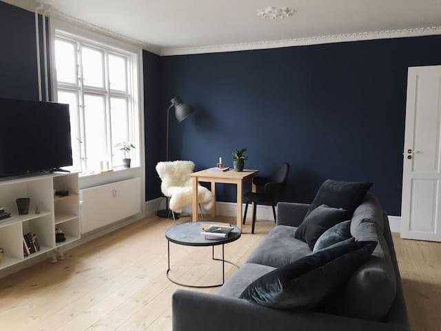 Cosy, quiet apartment in downtown Copenhagen - Copenaghen - Appartamento