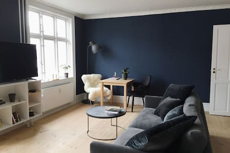 Cosy, quiet apartment in downtown Copenhagen - København - Apartment