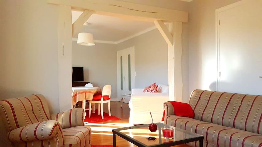 Völlig renovietes Haus in der Nähe von Bar le Duc
