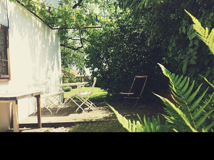 Ruhe finden in renoviertem Bauernhaus