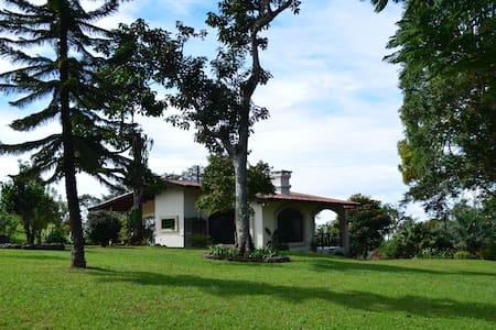 Casita Jaramillo. Exclusive mountain guest house.
