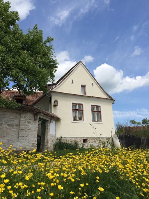 Casa Mare Cloasterf , street entrance