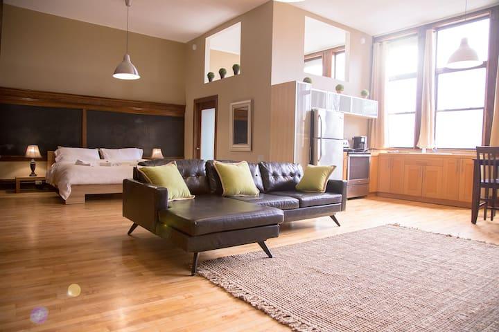 School 31 Luxury Lofts #205