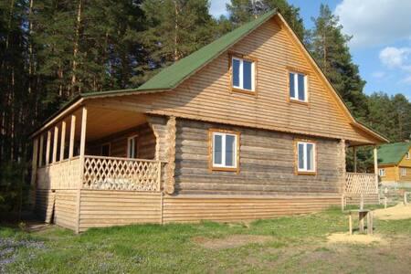 Дом на природе (нижний номер 3-х местный)