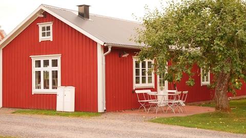 Farmhouse flat in idyllic location