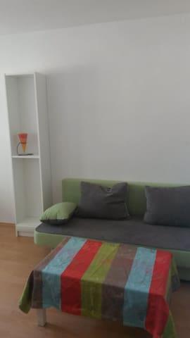 Zimmer Nähe Maintal Ost Bahnhof - Maintal - Apartment