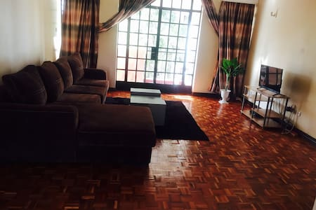 Budget two bedrooms home - Nairobi