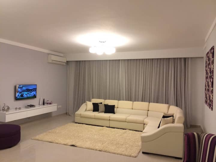 Ultra modern fully furnished apartment