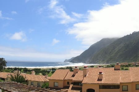 Santa Augusta de Quintay, depto para 8 personas - Quintay - Apartment