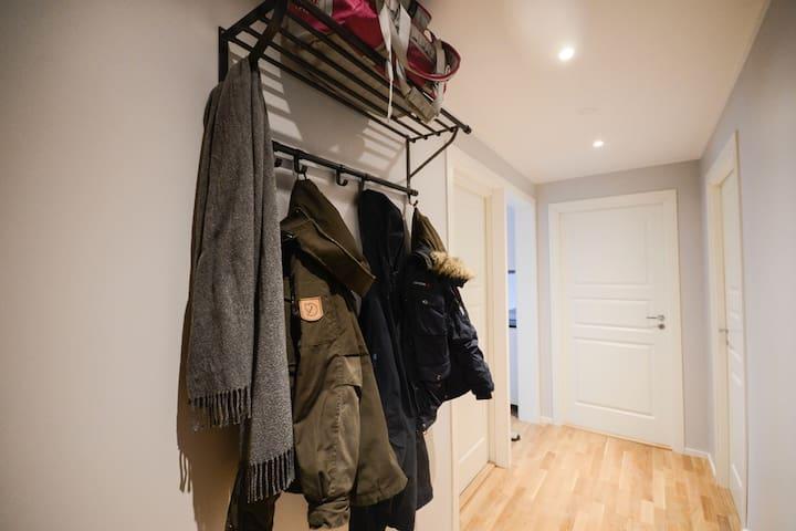 Nice, modern room (1 of 3) in refurbished apt.!