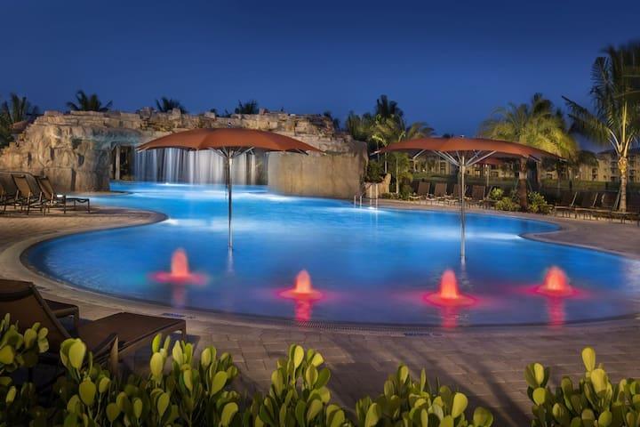 Enjoy Resort like vacation in Bonita Springs.