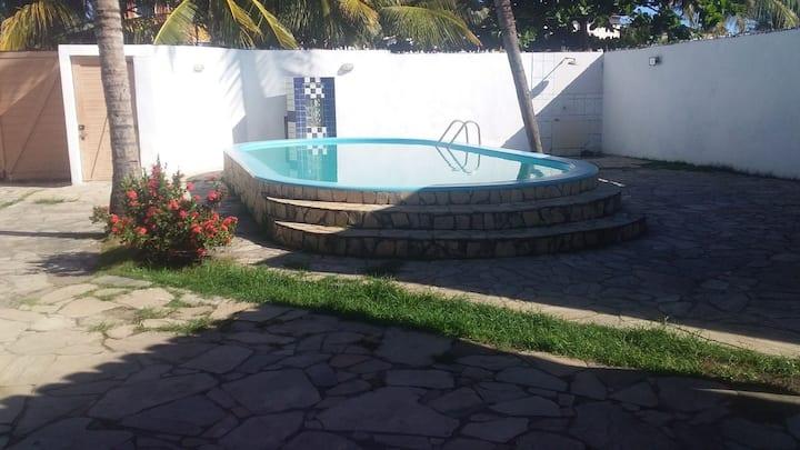 Casa confortável de Temporada em Ipitanga