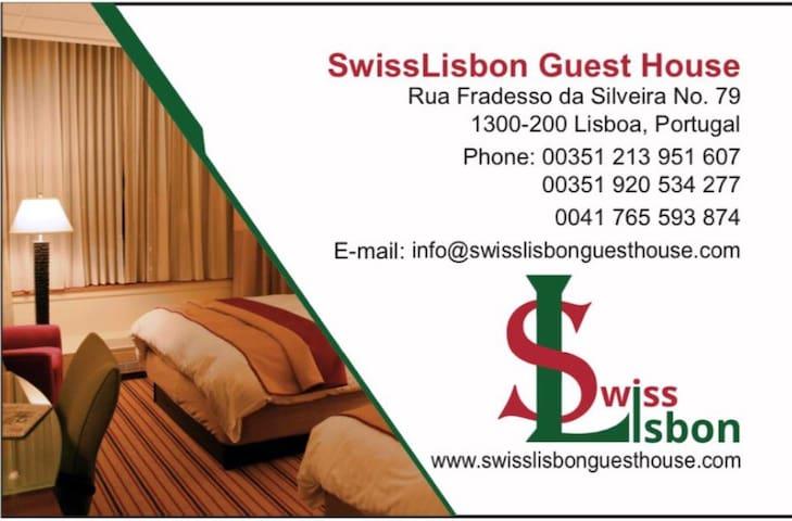 SwissLisbon Guest House 2